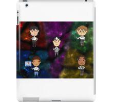 Voltron Team iPad Case/Skin