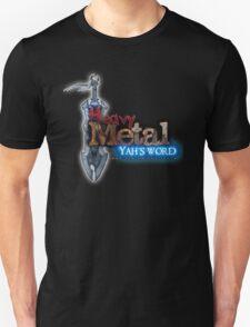 HEAVY METAL BY AHK-BEN T-Shirt
