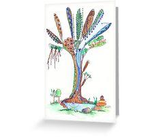 Tree of Life 5 Greeting Card