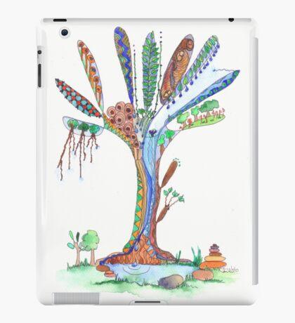 Tree of Life 5 iPad Case/Skin