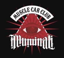 Illuminati Muscle Car Club - IMCC Kids Clothes