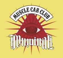 Illuminati Muscle Car Club - IMCC Kids Tee