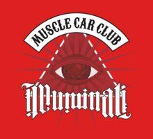 Illuminati Muscle Car Club - IMCC One Piece - Short Sleeve