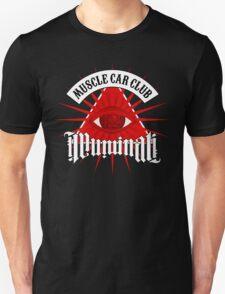Illuminati Muscle Car Club - IMCC T-Shirt