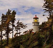 The Lighthouse by Ken McDougal