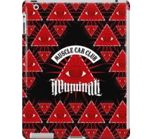 Illuminati Muscle Car Club - IMCC iPad Case/Skin