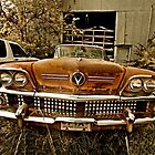 Abandoned 1958 Buick Roadmaster by mal-photography