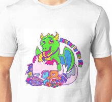 Hatched In The 80s Unisex T-Shirt