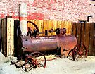 """Steam Tractor""  Virginia City, Nevada USA by waddleudo"