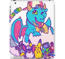 Hatched In The 90s iPad Case/Skin