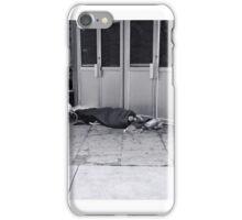 Homeless  iPhone Case/Skin
