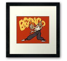 Oingo Boingo 'Toon Framed Print