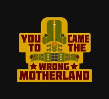 Cherno Alpha: Wrong Motherland Unisex T-Shirt