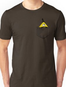 Pocket Cipher Unisex T-Shirt