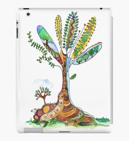 Tree of Life 9 iPad Case/Skin