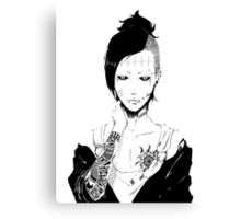 Tokyo Ghoul Canvas Print