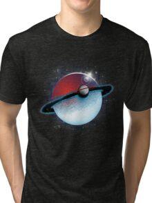 Pokeplanet Tri-blend T-Shirt