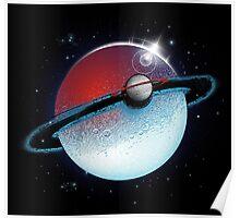 Pokeplanet Poster