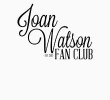 Joan Watson Fan Club Womens Fitted T-Shirt