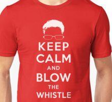 Whistleblower Unisex T-Shirt