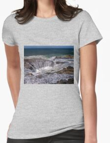 Thor's Pool Womens Fitted T-Shirt