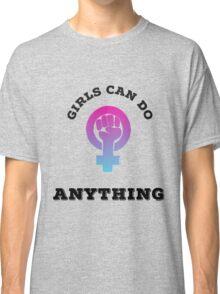 Girl Power II Classic T-Shirt