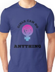 Girl Power II Unisex T-Shirt
