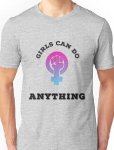 Girl Power II Unisex T-Shirt