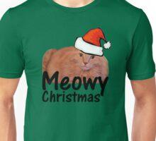 Meowy Christmas! Unisex T-Shirt