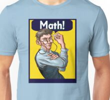 Winning the War on Kaiju…with MATH Unisex T-Shirt