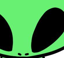 Alien Cat Sticker