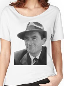 Gregory Peck - Vintage Photo Women's Relaxed Fit T-Shirt