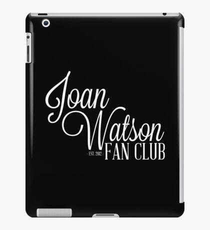 Joan Watson Fan Club iPad Case/Skin