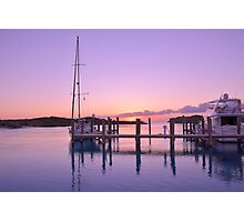 Sundown Serenity Photographic Print