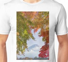 Colors of leaves Unisex T-Shirt