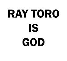 Ray Toro is God black  by KilljoyDria