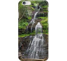 West Virginia's Cathedral Falls iPhone Case/Skin