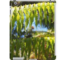 Fern: Hawai'i Volcanoes National Park iPad Case/Skin