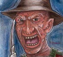 Freddy Kreuger! by EchoSoloArt