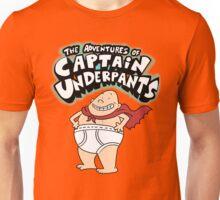 Captain Underpants! Unisex T-Shirt