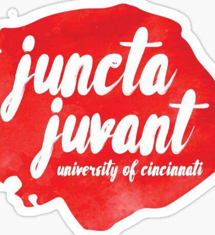 Jucta Jvant Sticker