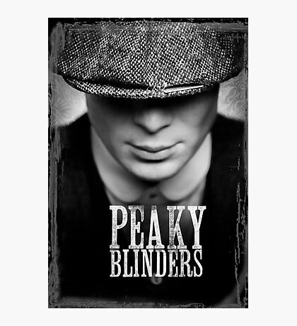 peaky blinders Photographic Print