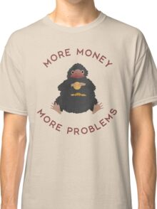 More Money More Problems Niffler Classic T-Shirt