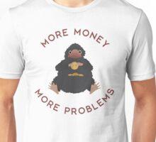 More Money More Problems Niffler Unisex T-Shirt