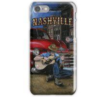 Classic Broadway, Nashville iPhone Case/Skin