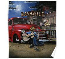 Classic Broadway, Nashville Poster