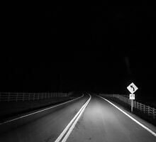 Night Road by Kent Nickell