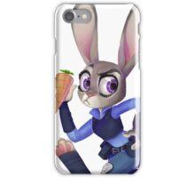 Bunny Cop! iPhone Case/Skin