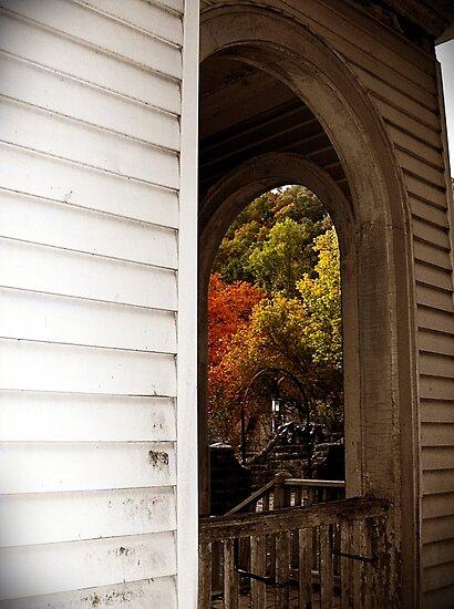 Window To Fall by Paul Lubaczewski