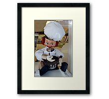 Fudge Factor Framed Print